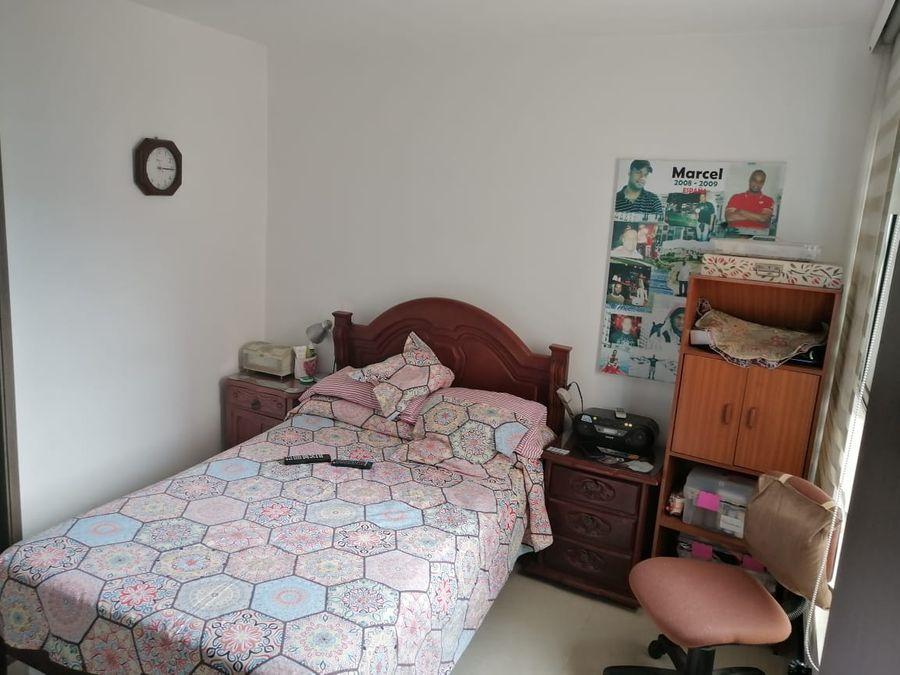 apartamento en venta el lido sur de cali jt05