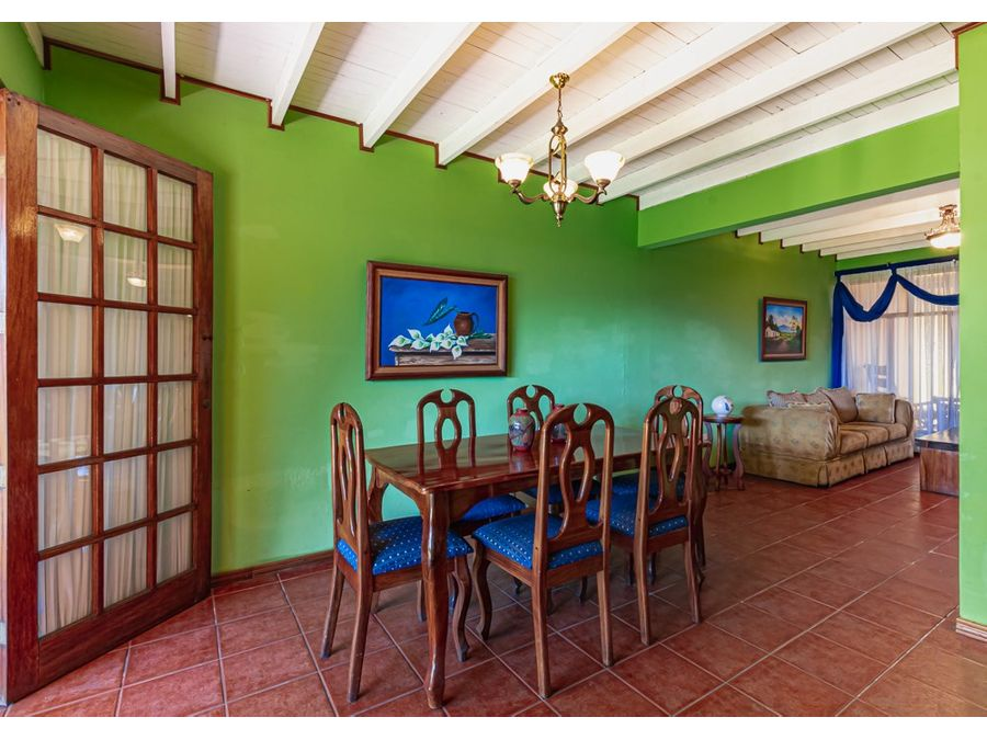 casa impecable totalmente amueblada en alajuela