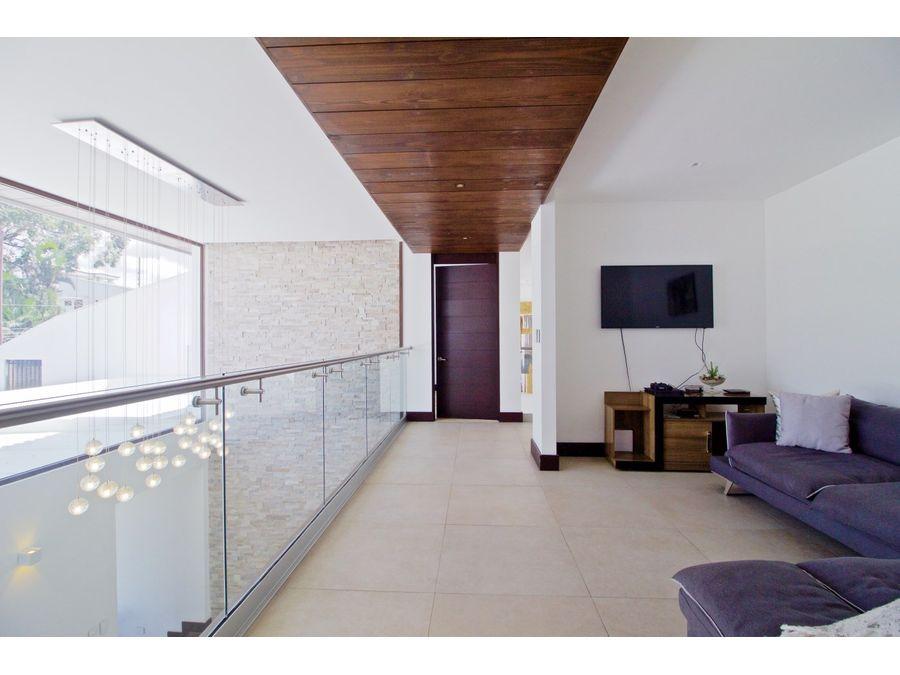 casa la joya 2 level contemporary design