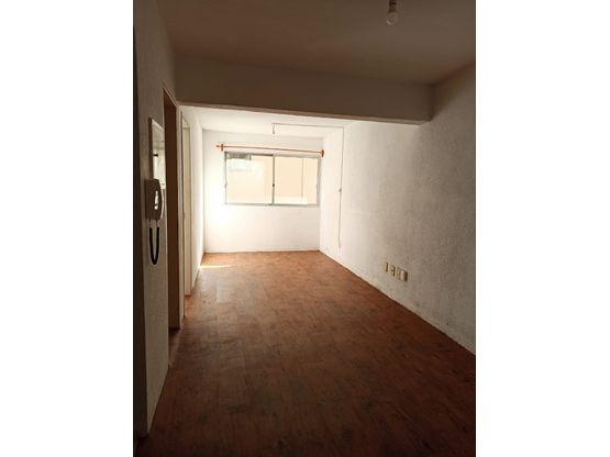 cordon monoambiente con dormitorio definido