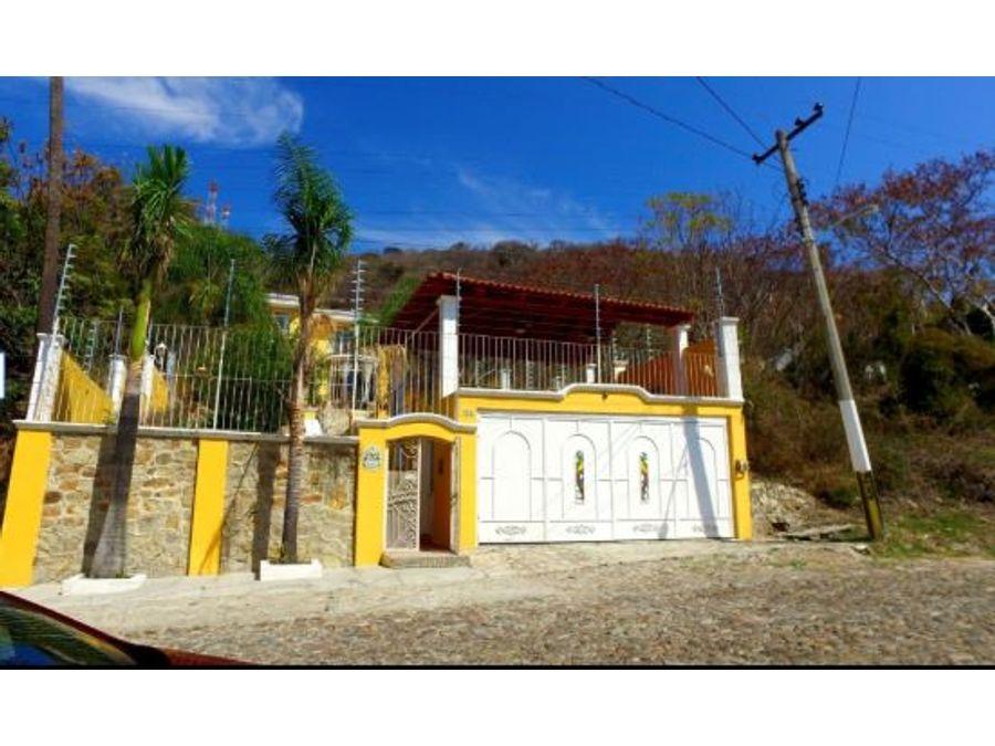 chapala casa venta vista al lago alberca
