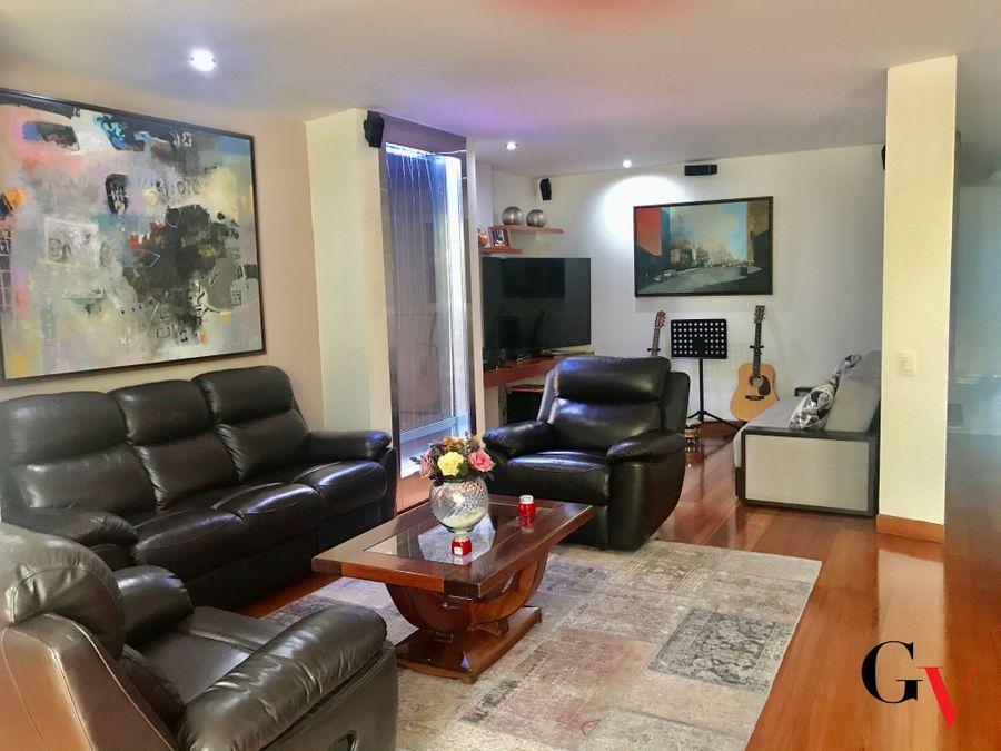 apartamento para venta en chico