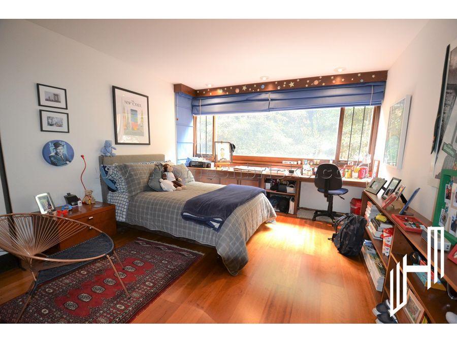 apartamento para venta en la cabrera con terraza