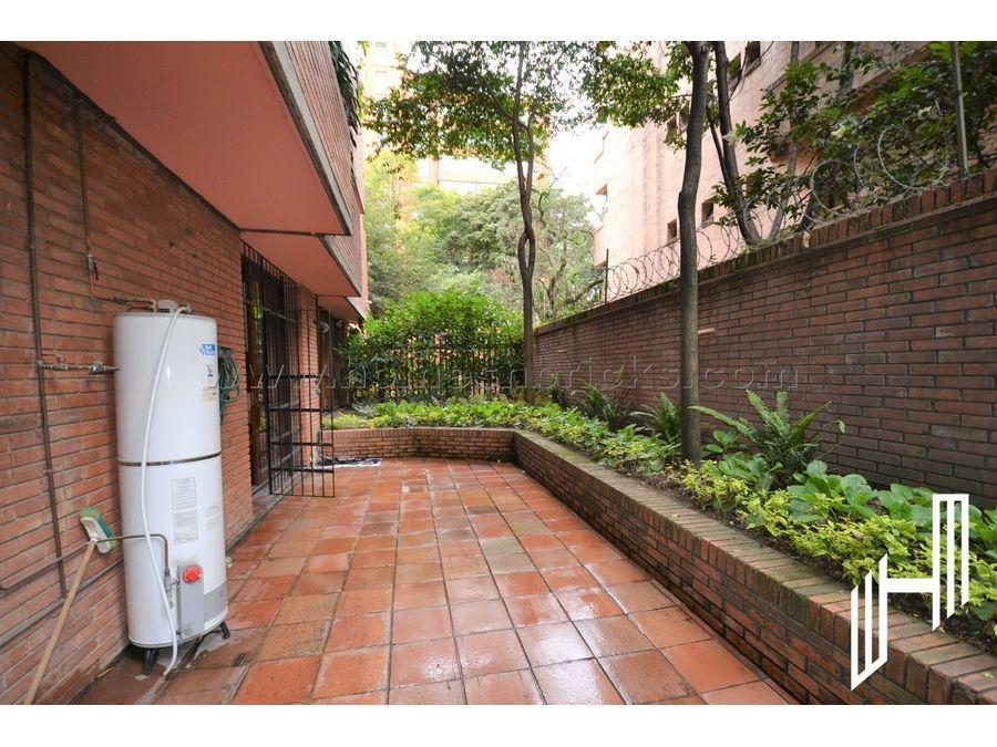 apartamento para remodelar en la cabrera con terraza