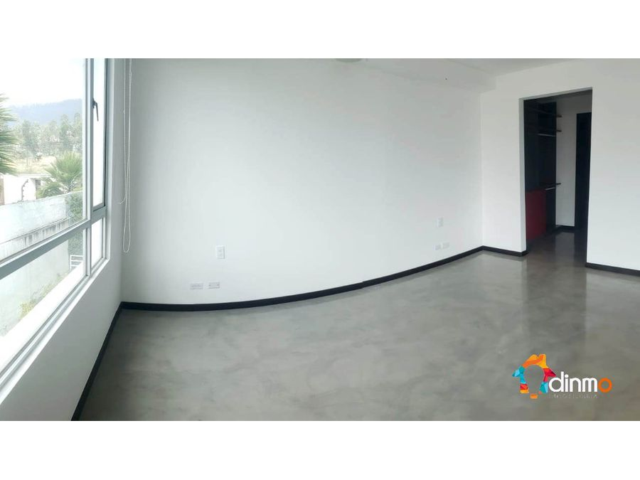 suite 75 m2 cumbaya arriendo linea blanca