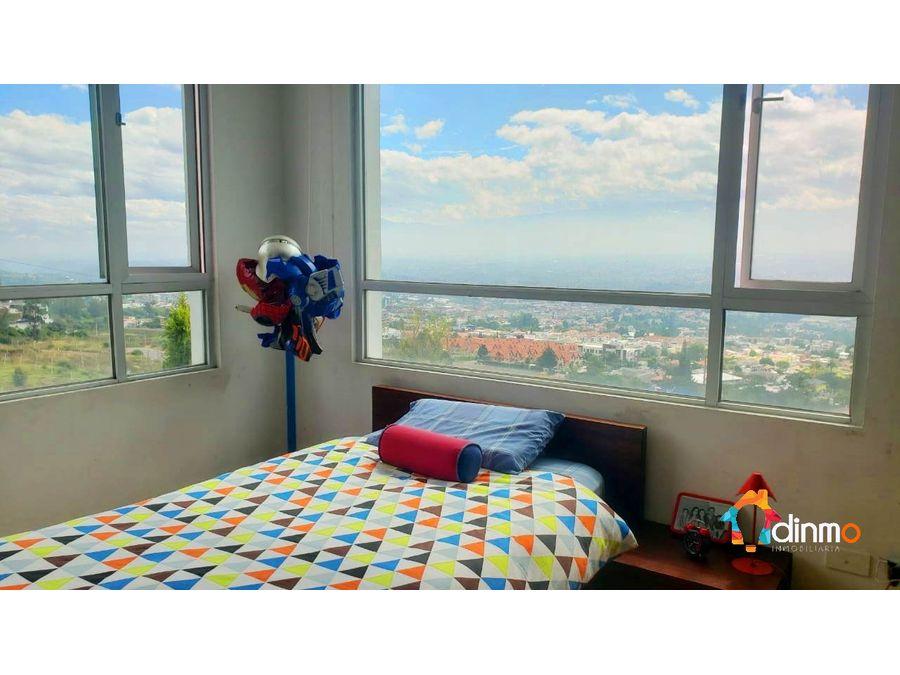 departamento venta 3 dor cumbaya balcon vista