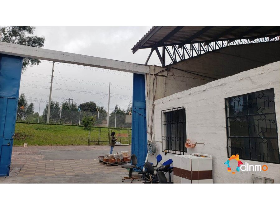 galponbodega en arriendo area exterior 1080 m2
