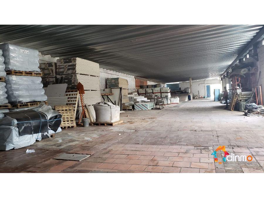 bodega 650 m2 de arriendo pifo puembo tumbaco