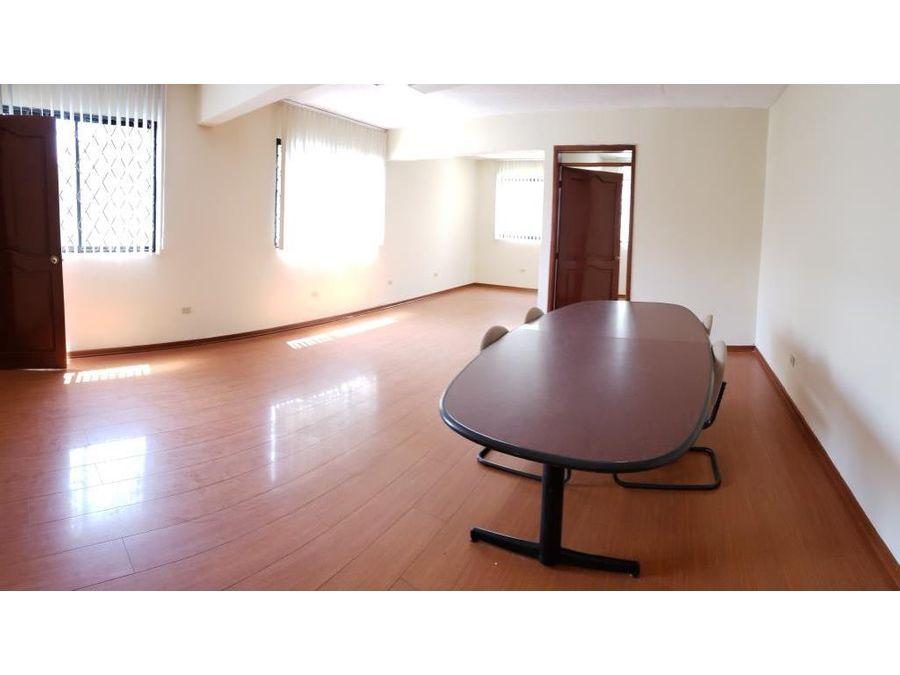 casa para oficinas embajadas 560 m2 la pradera