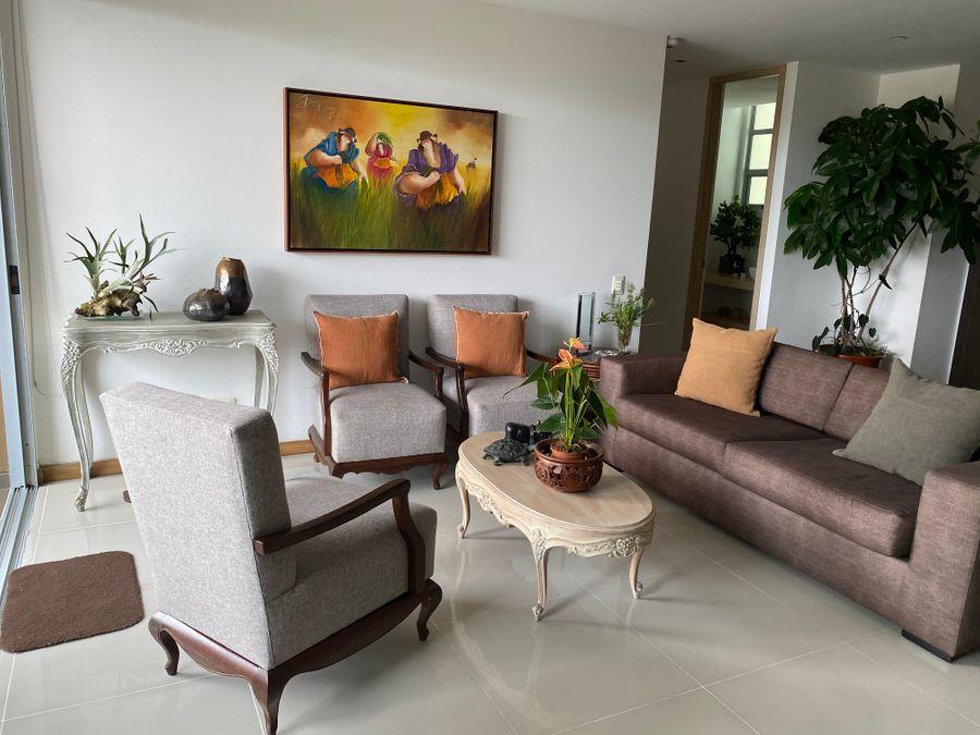 venta apartamento 154 mts esmeraldal envigado