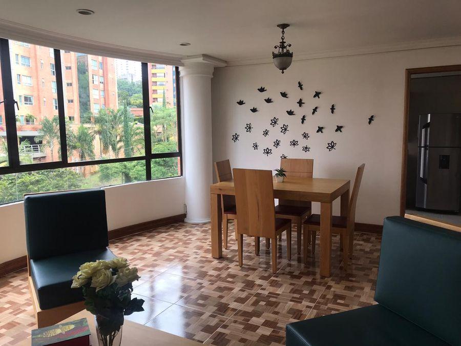 apartamento poblado loma del campestre