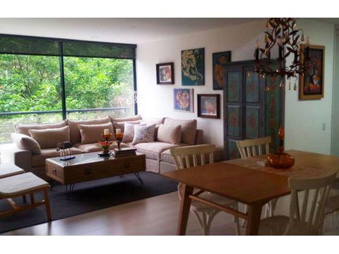 apartamento duplex poblado san lucas