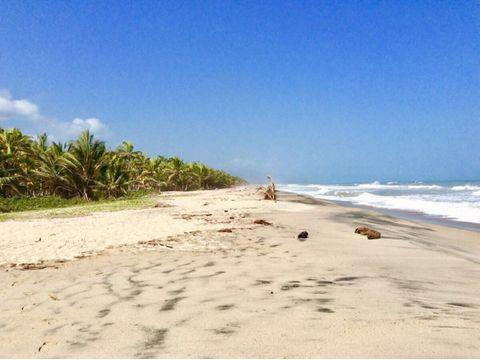 vendo finca con playa en santamarta
