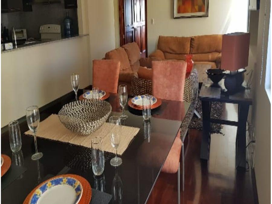 renta apartamento amueblado zona 14 3a avenida