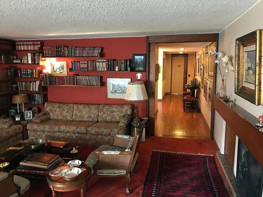 apartamento en la cabrera con linda vista