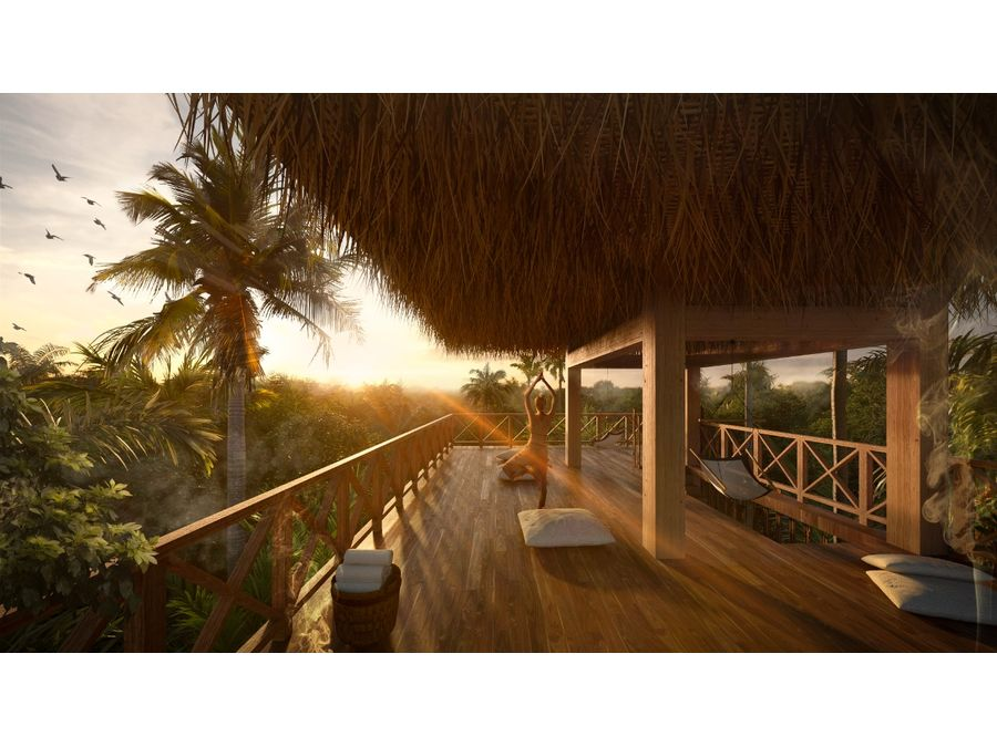 luxury 2 bed jungle view aa
