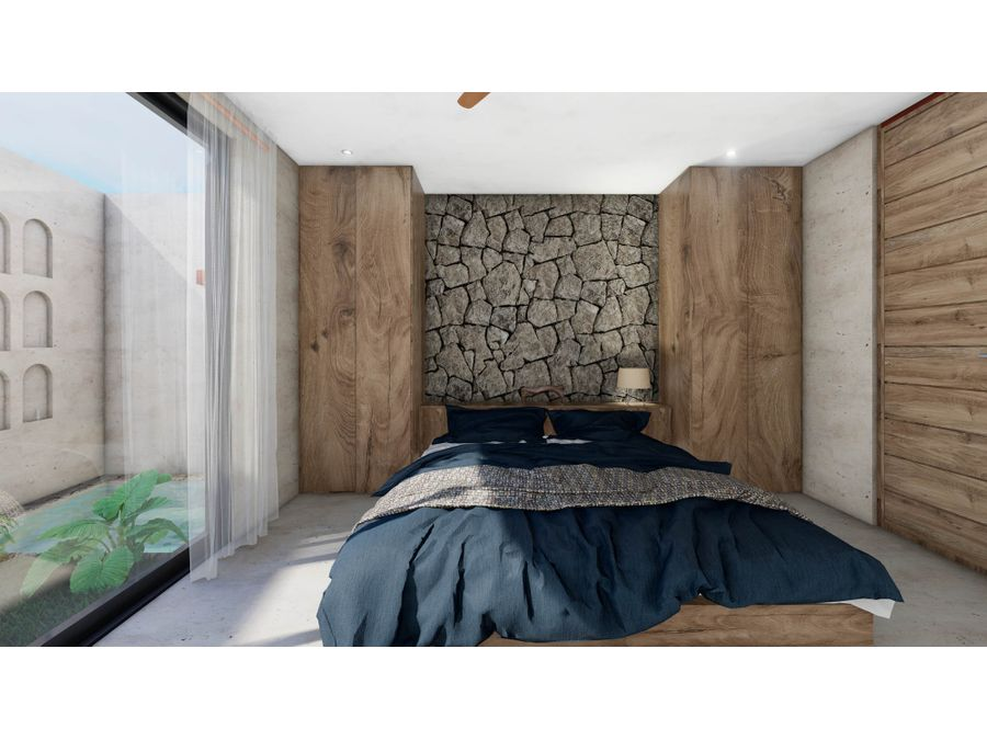exclusivo departamento en tulum je