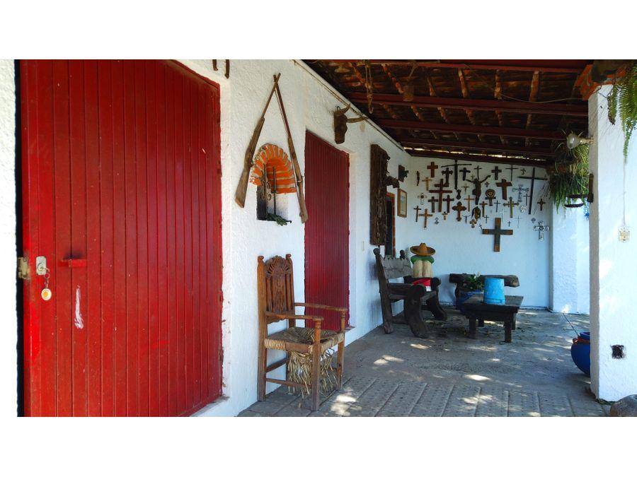 casa en venta rancho contento 2750 m2 de terreno