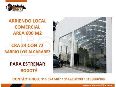 **ARRIENDO LOCAL COMERCIAL ALCAZARES