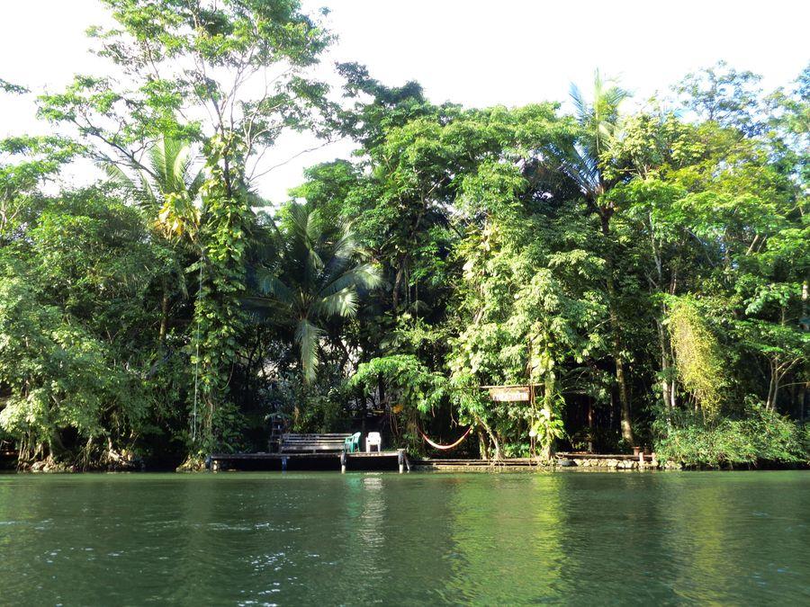 vendo terreno en rio tatin livingston
