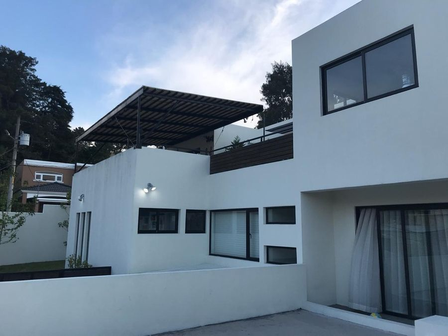 casa moderna en venta condominio san antonio ces