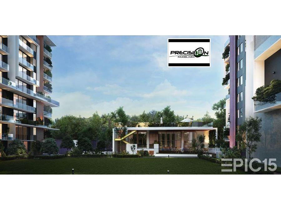penthouse en venta en planos zona 15 epic 15