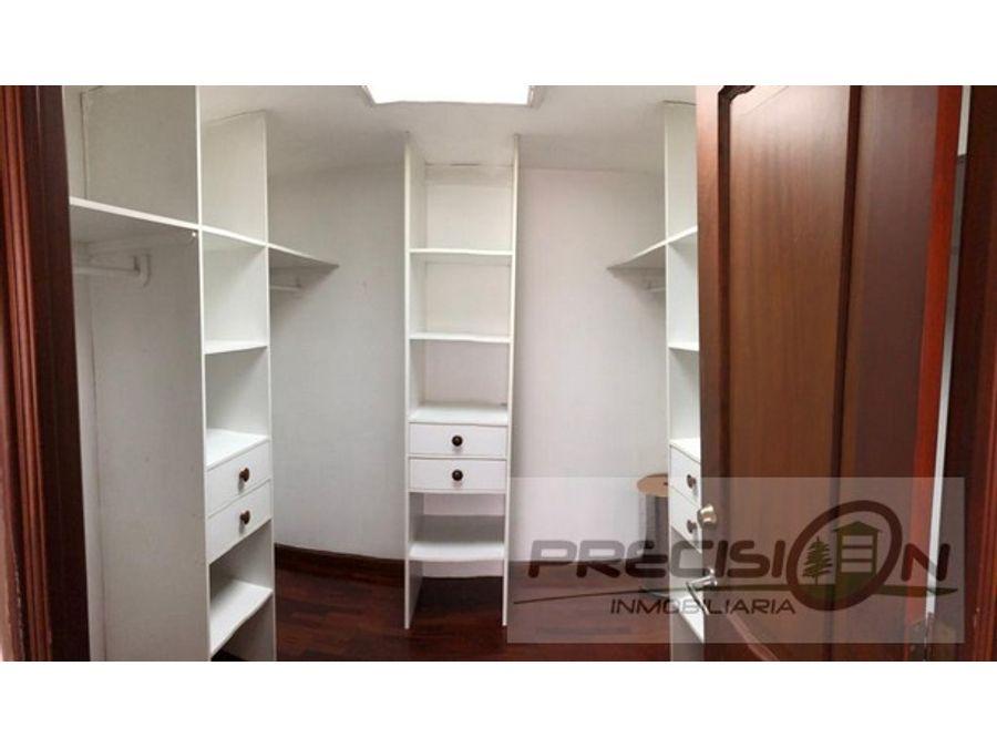 apartamento amueblado en zona 14 el pedregal
