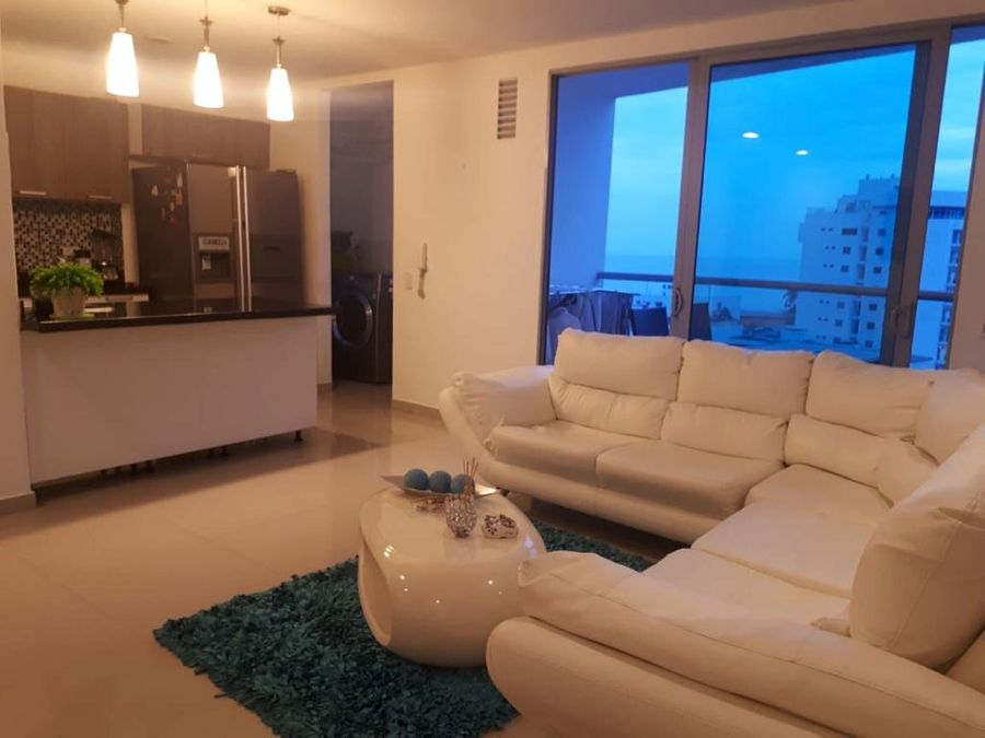 hermoso apartamento en crespo cartagena