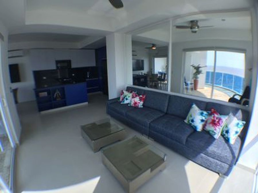 lindo apartamento de remate en morros cartagena