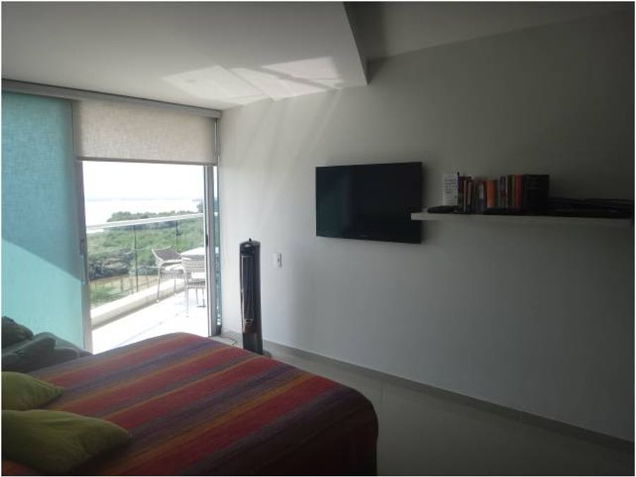 hermoso penthouse club en cartagena zona norte