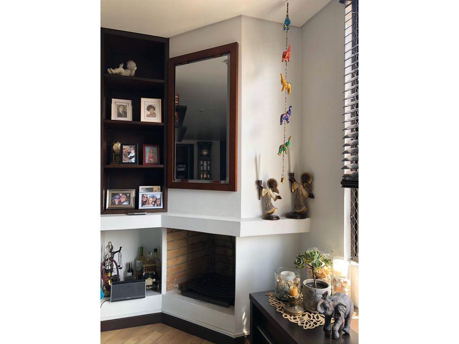 venta de hermoso apartamento en santa barbara