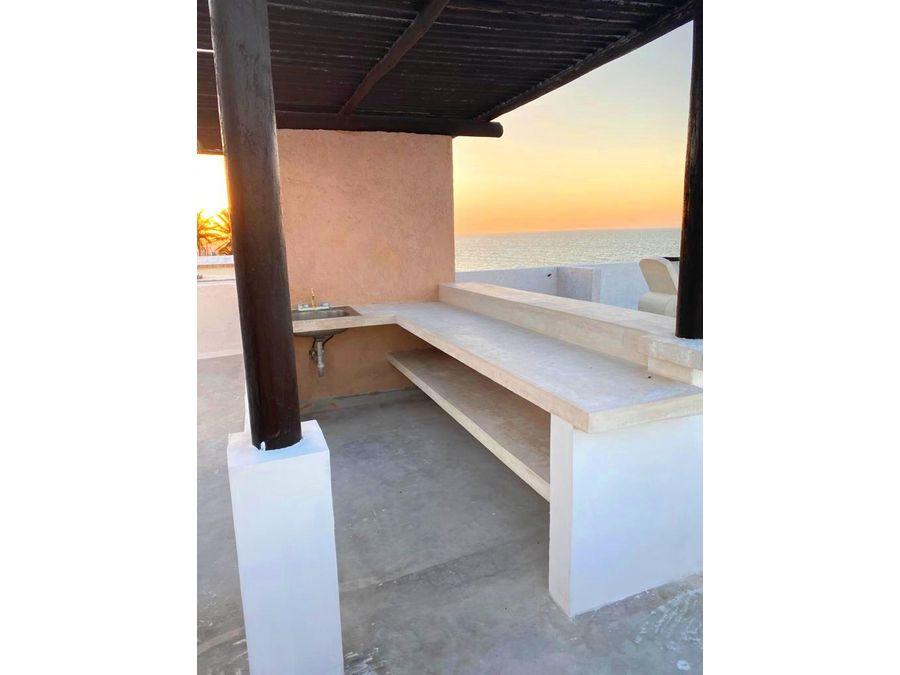 casa paisaje lista para vivir frente al mar