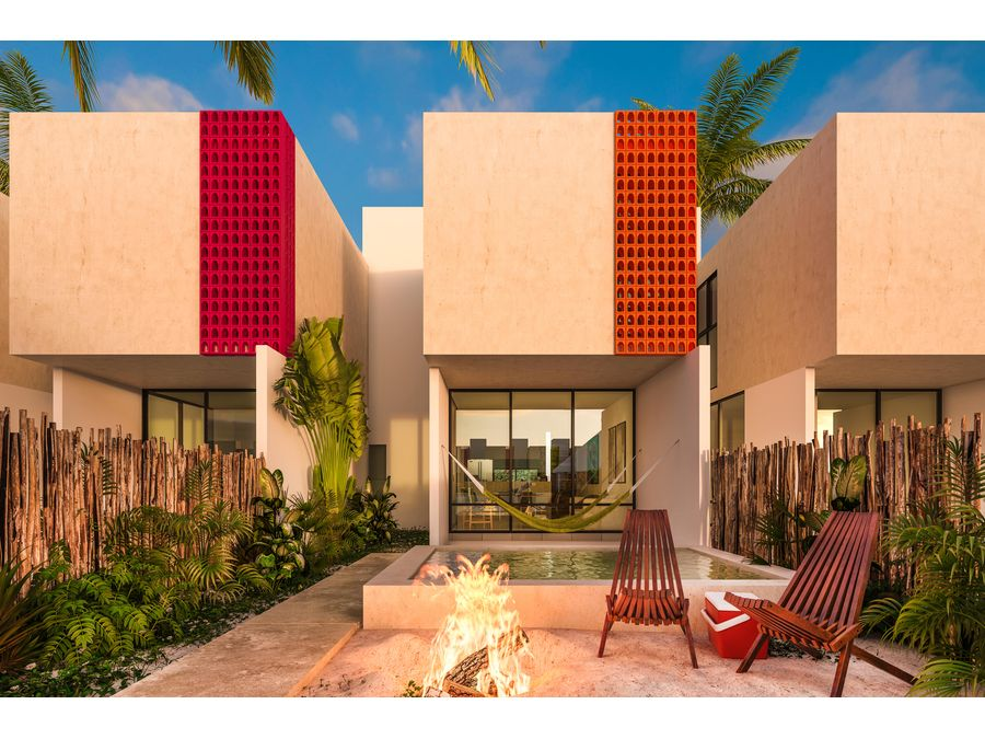 diezcinco villas y townhouses en la playa