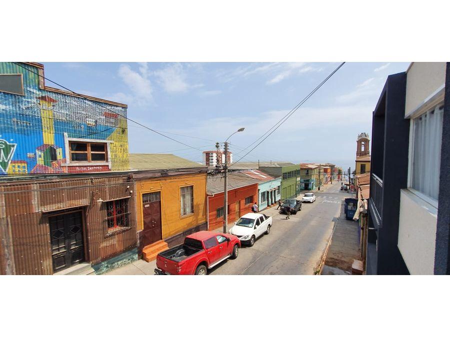 town house cerro baron valparaiso