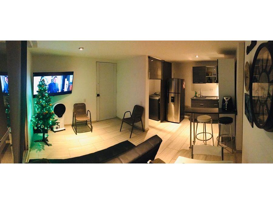 apartamento en venta alicate itagui cod 18687
