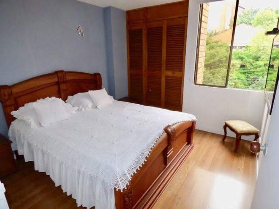 apartamento en venta el poblado cod 18611