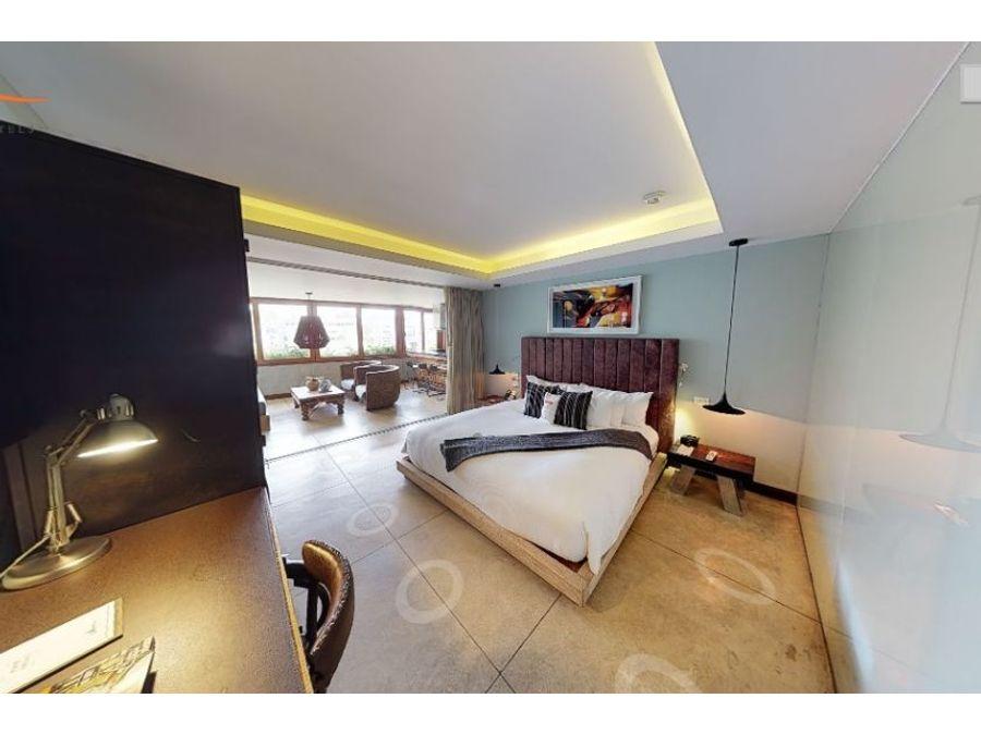 suite the charlee hotel en venta poblado