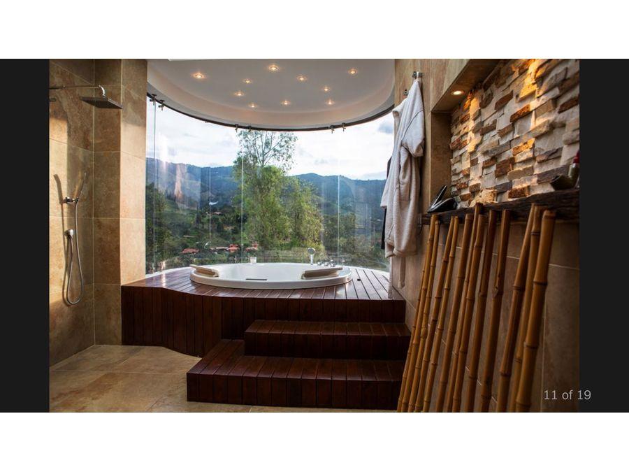 casa luxury en venta envigado