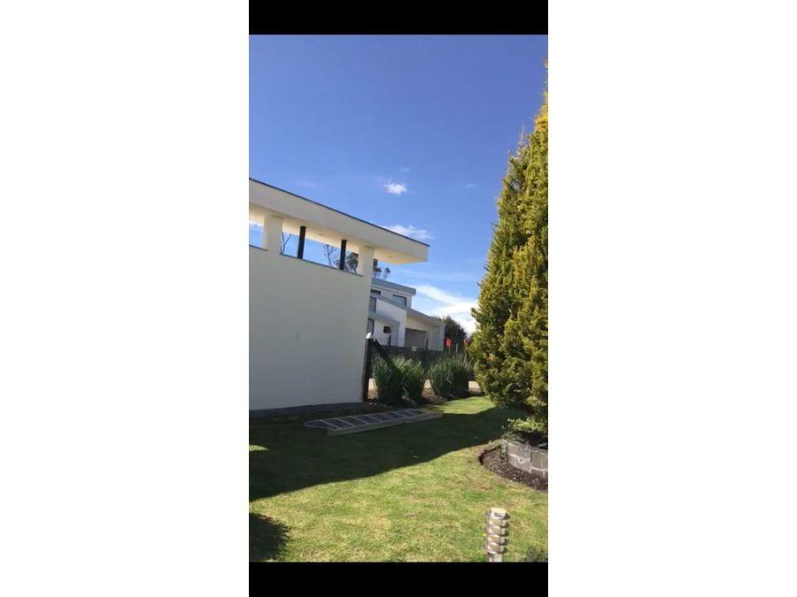 casa en venta yerbabuena sopo
