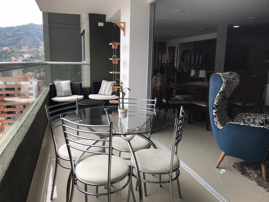 venta apartamento loma de los bernal medellin