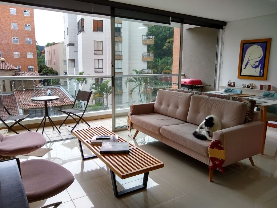 venta de apartamento sector el portal envigado