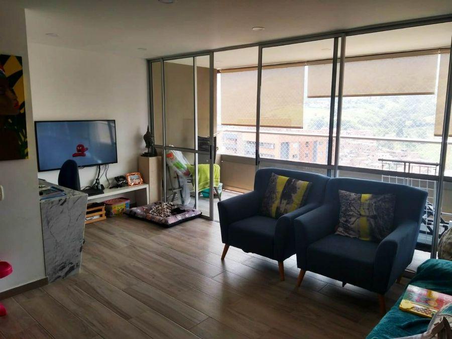 venta de apartamento loma de san jose sabaneta
