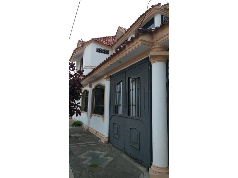 venta de casa guayacanes