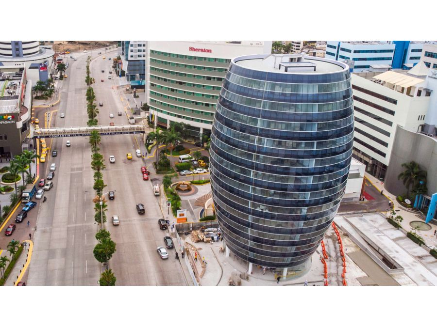 oficina por estrenar en edif 100 business plaza