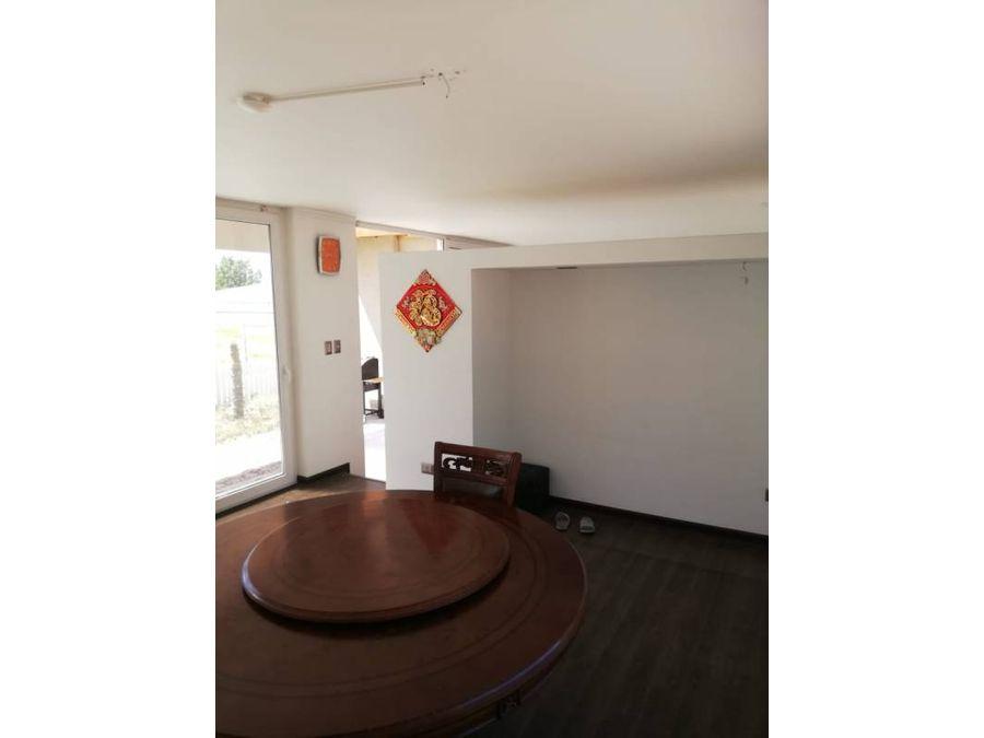 casa venta 5d 3b 2e la reserva chicureo