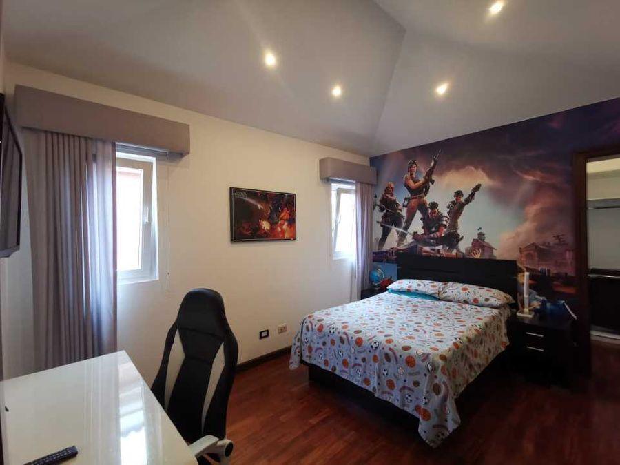 encinos de cayala hermosa residencia de 4 habitaciones