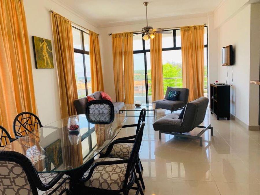 apartamento en juan dolio a pasos de la playa