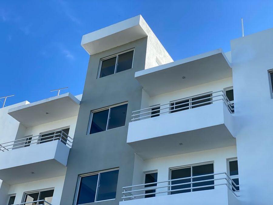 apartamento de venta en cerro alto