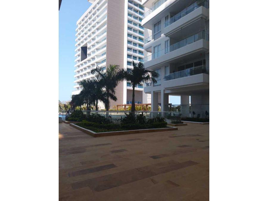 apartamento en sector irotama edificio qb