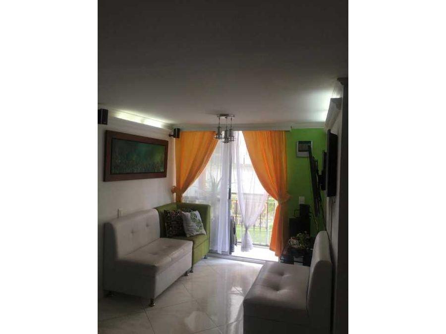 apartamento en venta 65m2 amazonia bello